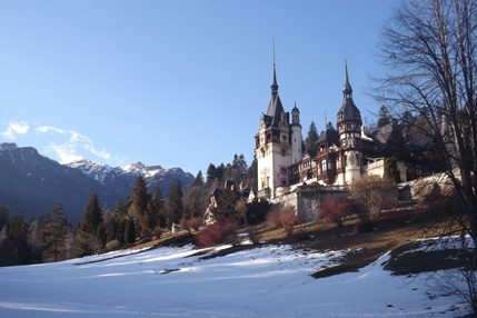 Peleș Castle - Sinaia (close to Brasov - Transilvania)