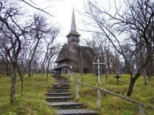 Barsana wooden Church - Maramures